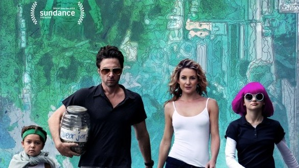 The movie stars Zach Braff, Zoey King, Pierce Gagnon, Kate Hudson and a slew of other great actors, mostly whom are there for cameo purposes. Photo Courtesy of:  http://bit.ly/1rsAU95